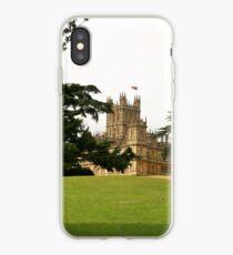 Downton Abtei Haus und Grundstück iPhone-Hülle & Cover