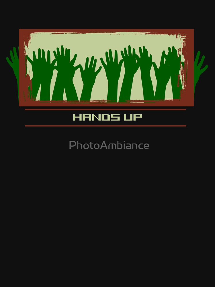 Hands up by PhotoAmbiance