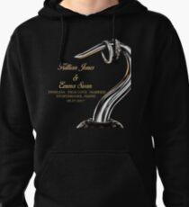 Captain Swan Wedding Pullover Hoodie