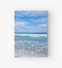Aussie Beach Hardcover Journal
