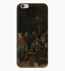 Jan Steen - Prince s Day, 1679 iPhone Case