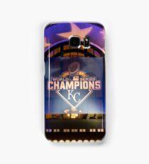 World Series Champs Samsung Galaxy Case/Skin