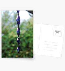 Verdrehte Postkarten