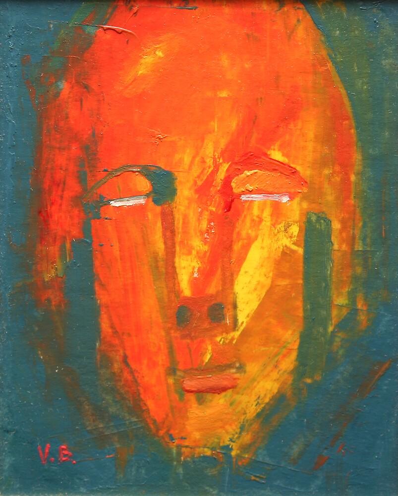 mask by Valeriu Buev