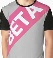 Beta Ribbon Graphic T-Shirt