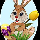 Easter Bunny  (3693 Views) by aldona