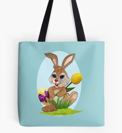 Easter Bunny  (3693 Views) Tote Bag