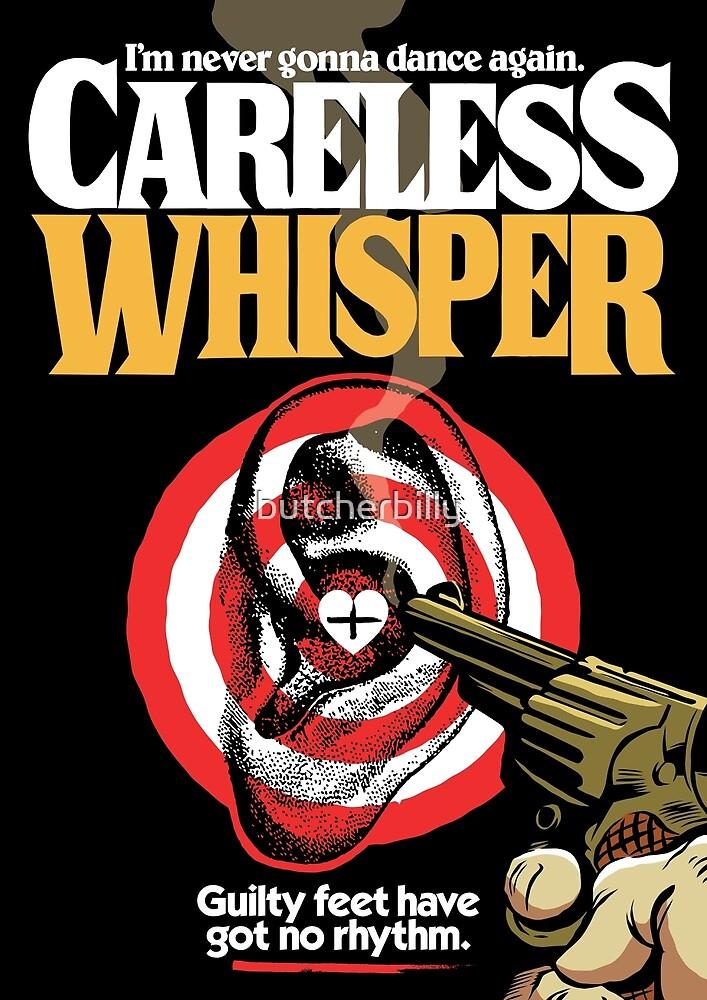 Whisper by butcherbilly