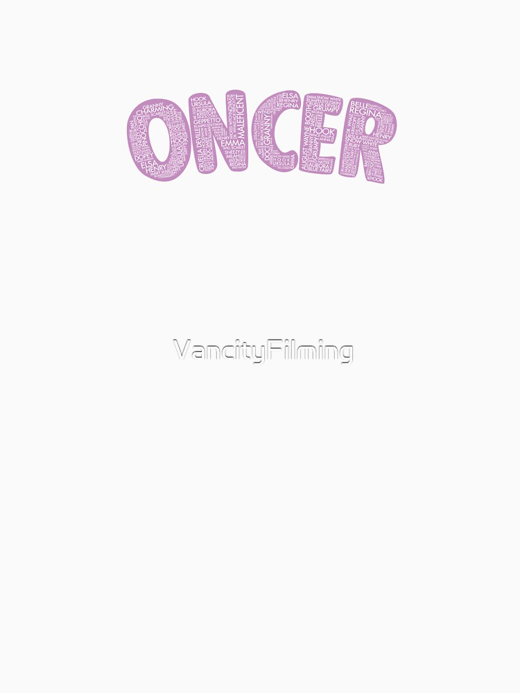 Once Upon a Time - Oncer 2015 - Pink by VancityFilming