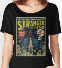 Strange Story Women's Relaxed Fit T-Shirt