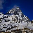 The Matterhorn from Cervinia by Steve plowman