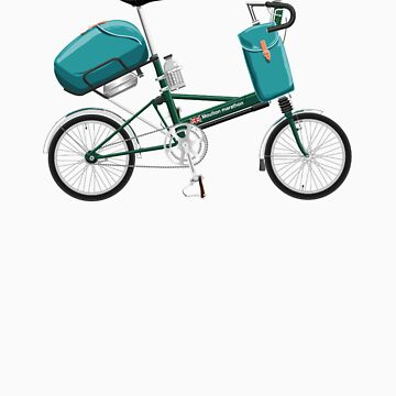 Moulton Marathon bicycle by colmar