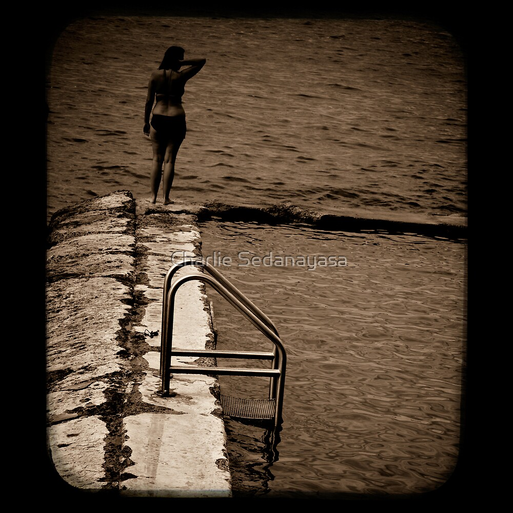 summer ... by Charlie Sedanayasa