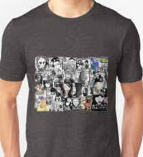 StickerSamurai Collaborations over the years Unisex T-Shirt