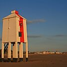 Burnham-on-Sea Lighthouse by RedHillDigital