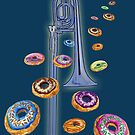 Trombone Donut Galaxies and Beyond by didielicious