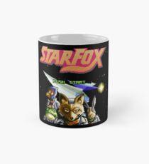 Star Fox (SNES) Title Screen Mug
