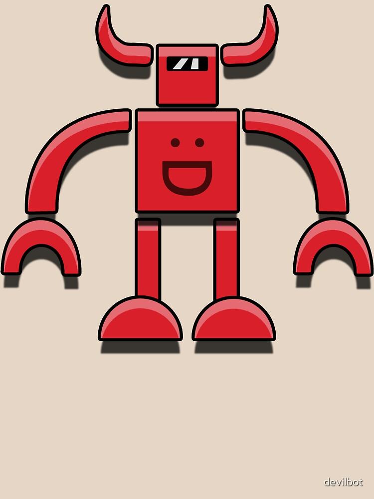 Happy Dev by devilbot