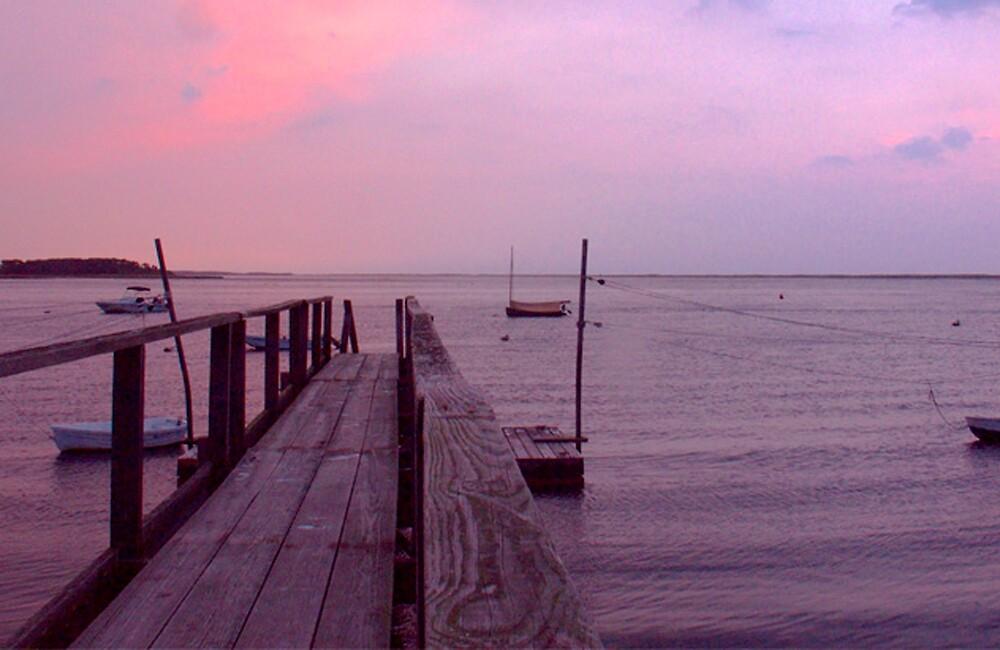 Pleasant Bay' Sunrise by Stephen Senter