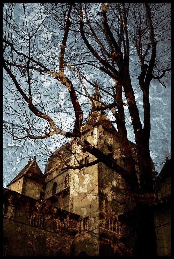 arbre et dongeon by bastien bucquet
