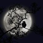 Corvus Moon by Yampimon