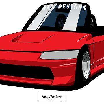 Honda Beat by RexDesigns