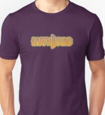 Earthbound (Snes) Title Screen T-Shirt
