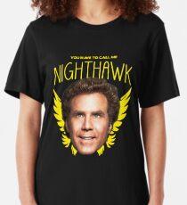 Step Brothers Nighthawk Slim Fit T-Shirt