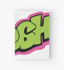 Fresh graffiti Hardcover Journal