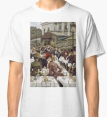 James Tissot - The Artists Wifes 1985 Classic T-Shirt