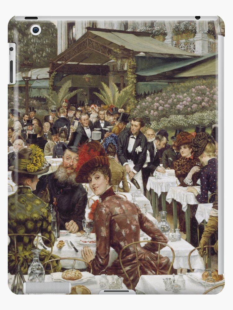 James Tissot - The Artists Wifes 1985 by artcenter