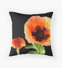 come on Throw Pillow