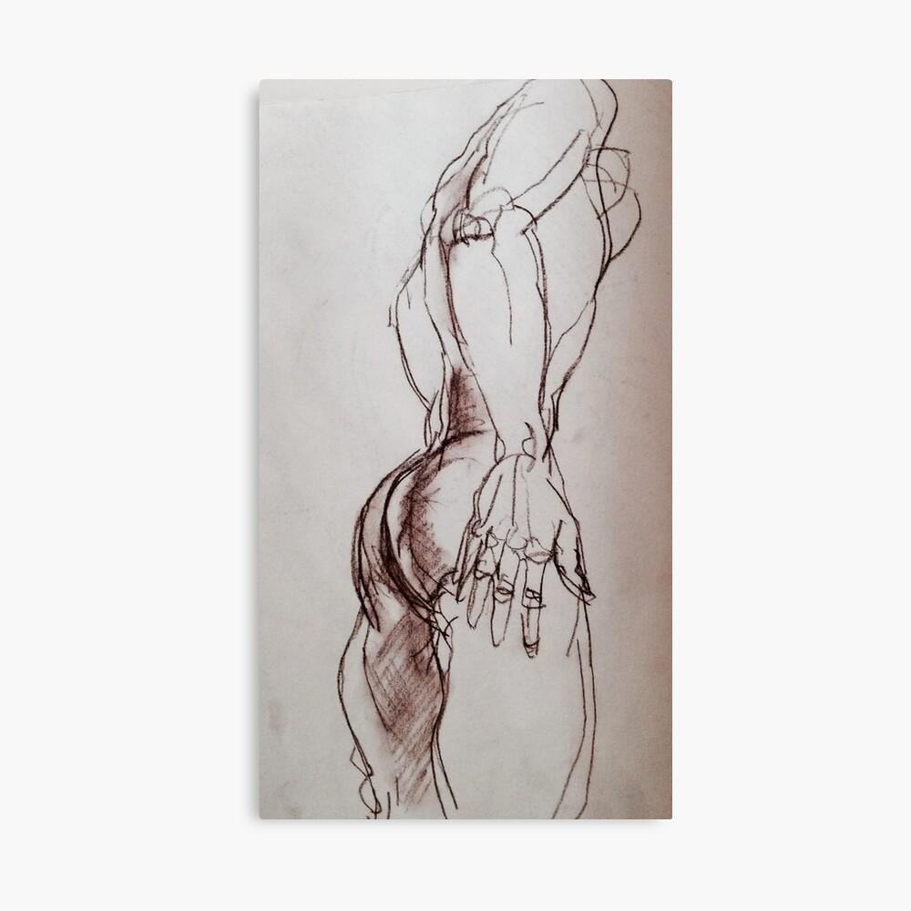 Nude male sketch Nude Photos 52