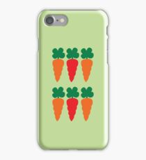 six Carrots cute! iPhone Case/Skin