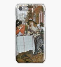 James Tissot - A Luncheon iPhone Case/Skin