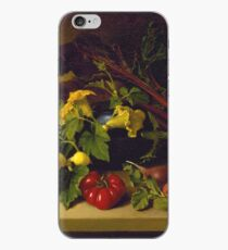 James Peale, Sr. - Still Life With Vegetables iPhone Case