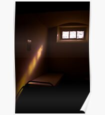 gaol bed Poster
