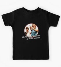 Thelma And Louise Margaritas by the sea Kids Tee