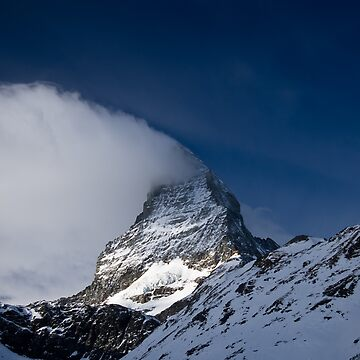 Clouds on The Matterhorn 3 by pluffy