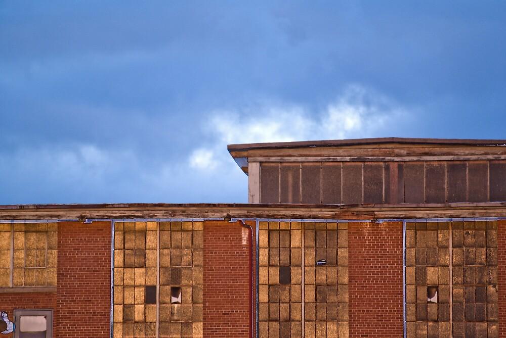 Roof Line by Rod  Adams