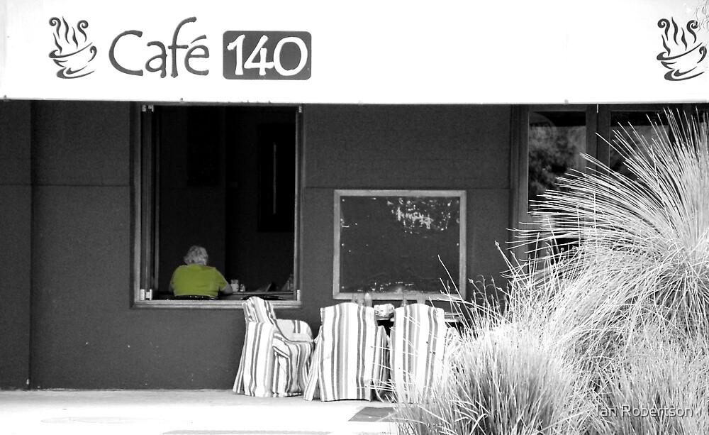 green tea by Ian Robertson