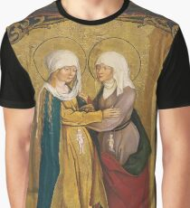 Jakob And Or Hans Strub - The Visitation Graphic T-Shirt