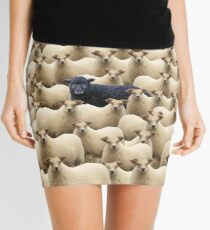 Black Sheep Mini Skirt