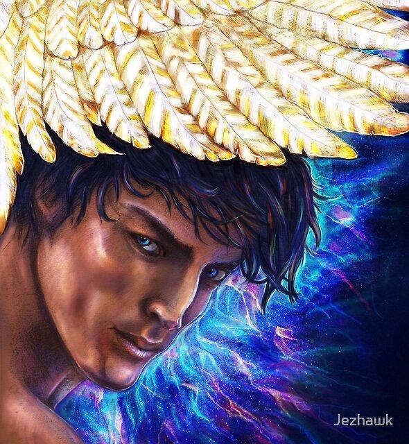 Archangel Michael by Jezhawk