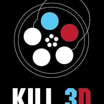 Kill 3D by postlopez
