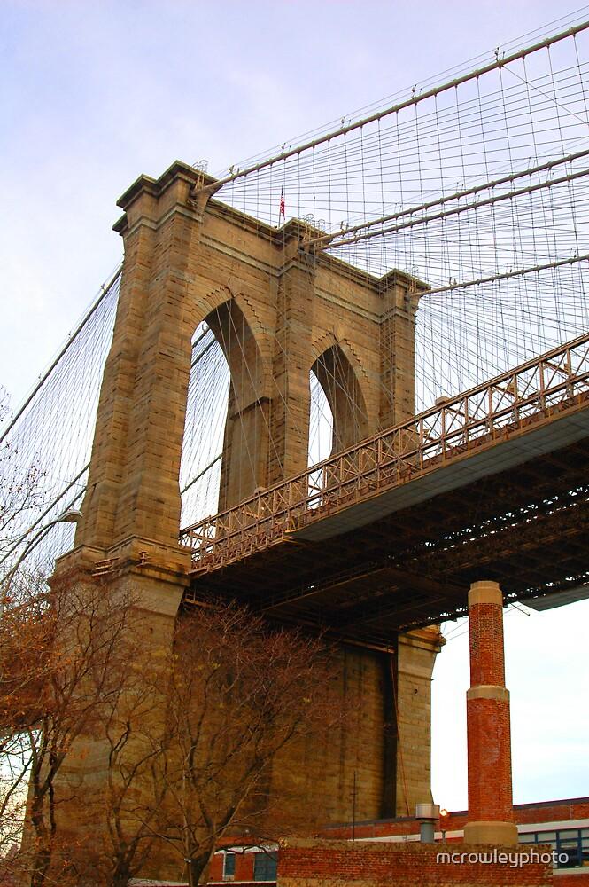 Brooklyn Bridge by mcrowleyphoto