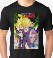 anime dragon ball Songoku son goku dragonball Z GT 11 Unisex T-Shirt