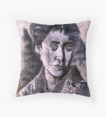 The General's Daughter  Throw Pillow