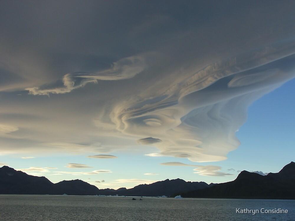 Clouds by Kathryn Considine