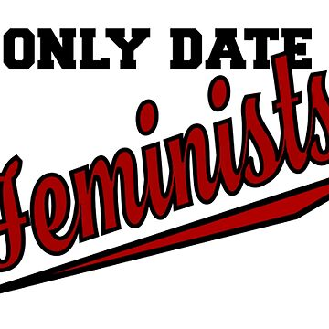 Only date feminists by Lluciaciaia